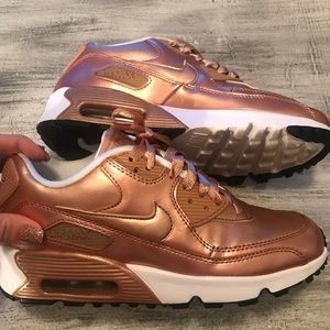 Nike Air Max 90 rose gold
